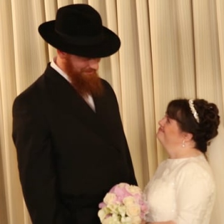 Chaim and Tamar's Wedding