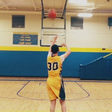 SINAI MVP Tuvia Makes the Shot! - SINAI Dinner 2018